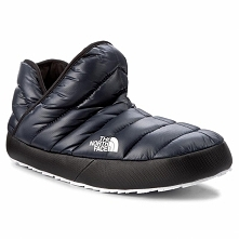 Kapcie THE NORTH FACE - Thermoball Traction Bootie T93MKHYXE Shiny Urban Navy...