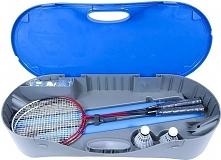 Victoria Sport Zestaw plażowo-ogrodowy do badmintona 3W1