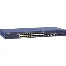 Przełącznik Netgear FS728TLP-100EUS