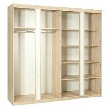 Avignon półki do szafy Biały 67