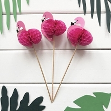 Motyw flaminga to nadal naj...