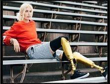 Lauren Wasser - modelka o z...