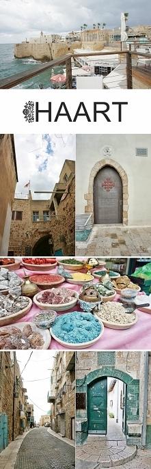 HAART blog DIY Akka w Izraelu