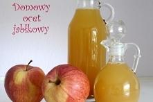 Domowy ocet jabłkowy - niez...