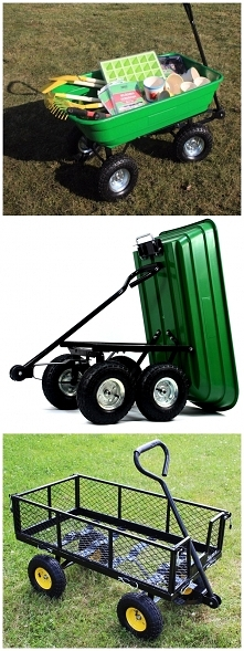 Wózki ogrodowe kupisz na sk...