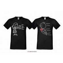 Koszulki dla par idealne na...