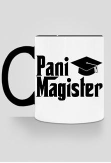 Prezent na obronę kubek Pani Magister