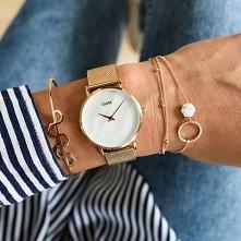 Zegarek Cluse CL30047 Mesh Rose Gold/White Pearl to model, którego tarcza została wykonana z masy perłowej! Przypadnie on do gustu kobietom, które pragną wyróżnić się z tłumu i ...