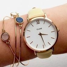Zegarek Cluse to świetna propozycja dla kobiet, które nie boją się modowych eksperymentów!