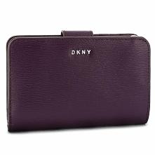 Duży Portfel Damski DKNY - Bryant Sm Carryall R8313659 Brinjal B7J
