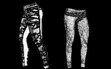 Wyjątkowe legginsy najwyższ...