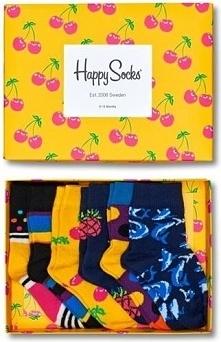 Skarpety Kids Giftbox (6-pack) wielokolorowe r. 0-12M (XKPOP10-6000)
