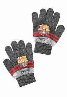 Ciemnoszare Rękawiczki Defender