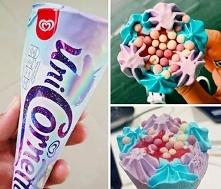 Lubicie lody Cornetto ? To jedne z moich ulubionych A zagranicą upolowałam takie cudo ! Z pewnością każdą mała dziewczynka się skusi : )