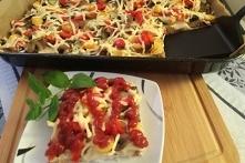 Ala pizza  na tostach