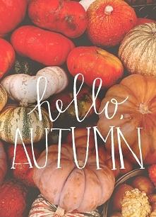 Hello autumn :)