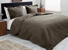 Narzuta Sleeptime Martha&Holmes - Brown 220X240 + 2 Poszewki 50X60 (ROM497)