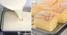 To ciasto jest genialne, samo dzieli się na dwie warstwy, a zapach unoszący się przy pieczeniu sprawia, że nie w sposób przejść obojętnie.  Potrzebujesz:  150 g mąki 150 g marga...