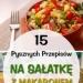 Sałatka z Makaronem: 15 Najlepszych Przepisów