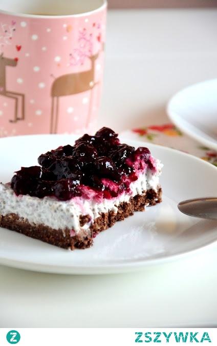 Fit ciasto BIg Trio - jak ktoś jest na diecie :)