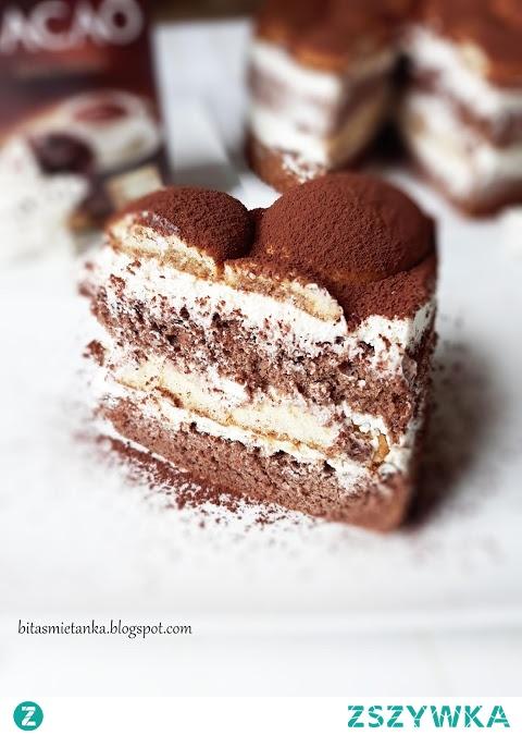 Ciasto Latte Macchiato ;)