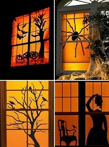 W tym roku mam zamiar zrobić na oknach coś podobnego, ciekawe czy wyjdzie :)