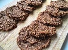 Amarantuski kakaowe - do schrupania! To zdrowa, słodka przekąska, którą można...