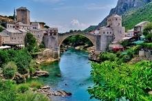 Kamienny most na Bałkanach :) #puzzle #układanka #podróże #krajobraz #krajobr...
