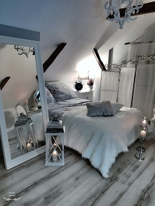 sypialnia lozko ikea przytu...