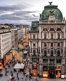 uwielbiam to miasto/Wiedeń