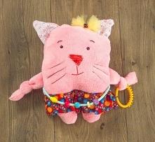 Przytulanka kotka. fb Misio...