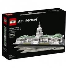 LEGO Architecture - Kapitol Stanów Zjednoczonych