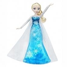 Lalka Frozen Elsa w muzycznej sukni C0455