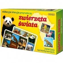 Gra Zwierzęta Świata