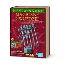 Księga I magiczne gwoździe