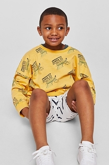 Mango Kids - Bluza dziecięca Bird 110-164 cm