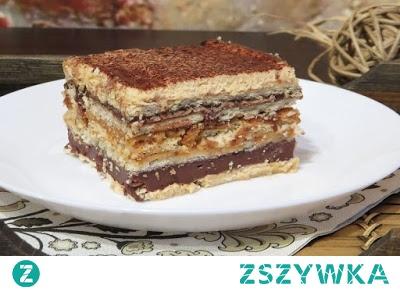 TOFFIFEE - pyszne ciasto bez pieczenia