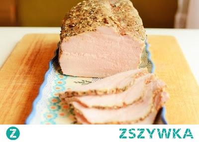 Schab parzony do kanapek