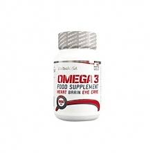 BIOTECH Omega 3 90 kaps - uniwersalny
