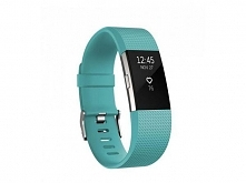Fitbit CHARGE 2 Teal L morski