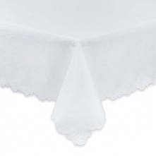 Obrus plamoodporny | Obrus biały 140 x 220 cm