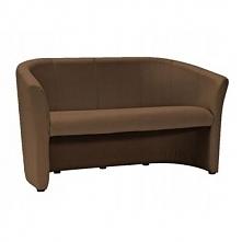 Sofa TM-3 jasny brąz ekoskóra modna wygodna