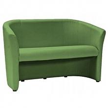 Sofa TM-2 zielona ekoskóra biuro firma salon