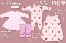 urocze ubranka niemowlęce dla dziewczynki