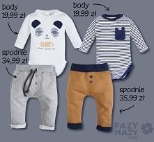 nowości w fazymazy! sklep z ubrankami niemowlęcymi