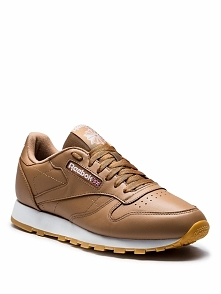Buty Reebok - Cl Leather Mu CN5768  Soft Camel/White/Gum