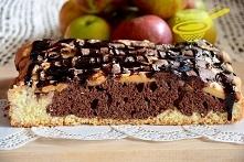 ciasto z jabłkami Ekspresik