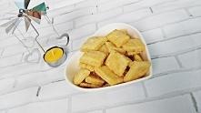 Ciasteczka serowe - proste i szybkie ;)