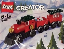 Creator Christmas Train