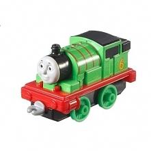 Fisher Price Tomek i Przyjaciele, Mała lokomotywa, Percy